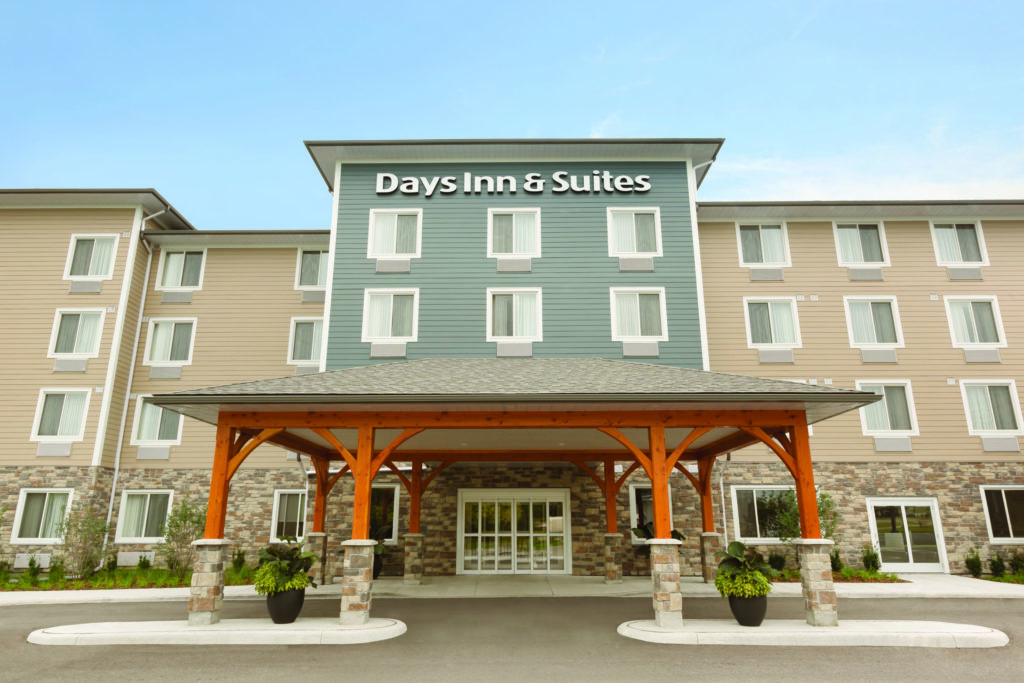 Days Inn Lindsay Welcome to the newly built Days Inn